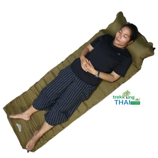 เช่า แผ่นรองนอนพองลม ราคา