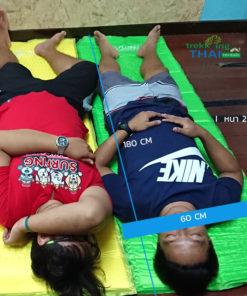 เช่า แผ่นรองนอนพองลมK2
